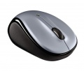 Logitech Wireless Mouse M325, Light Silver