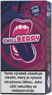 Liquid Big Mouth SALT Chill Berry 10ml - 20mg