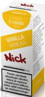 Liquid Nick Vanilla Low 10ml-6mg (Vanilka)