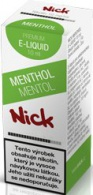 Liquid Nick Menthol Super Low 10ml-3mg (Menthol)