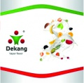 E - Liquid Dekang Fruit Mix (Ovocný mix) 10ml - 0mg