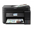 EPSON tiskárna ink L6190, 4in1, CIS, A4, 33ppm, 4ink, USB, Wi-Fi, Ethernet, LCD touch-panel, 3 roky záruka po registraci