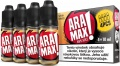 Liquid ARAMAX 4Pack Sahara Tobacco 4x10ml-3mg