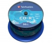 VERBATIM CD-R(50-Pack)Spindle/Extra Protection/DL/52x/700MB