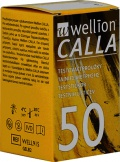 Wellion Calla 50ks