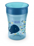 NUK Magic Cup 230 ml modrý