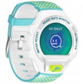 Alcatel SM03 OT GO Watch White/Light Green/Blue