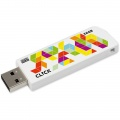 USB FD 32GB CL!CK WHITE USB 2.0 GOODRAM